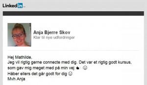 Anja Bjerre Skov om Selvledelse